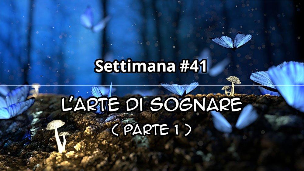Settimana #41